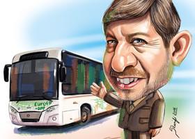 شهردار اصفهان: 500 اتوبوس یورو 4 وارد ناوگان اتوبوس رانی اصفهان می شود