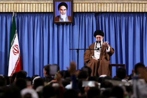 Iran's leader