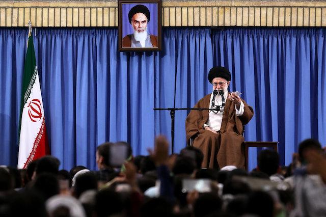Iran celebrates security and peace ahead of election: Ayatollah Khamenei