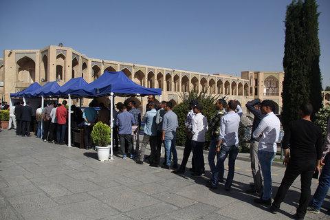 مردم اصفهان در آستانه خلق حماسه ای دیگر