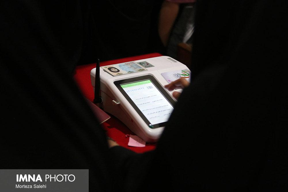 مردم انتخاب الکترونیکی رئیس جمهور را تجربه میکنند؟