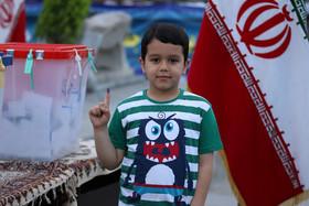 کودکان، انتخابات و حماسه ۲۹اردیبهشت