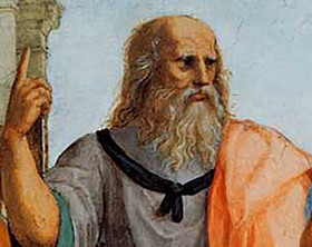 دومین فیلسوف از فیلسوفان سه گانۀ یونان