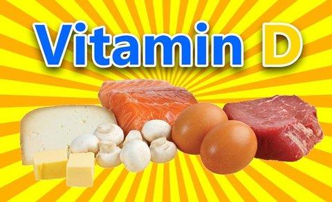کمبود ویتامین D