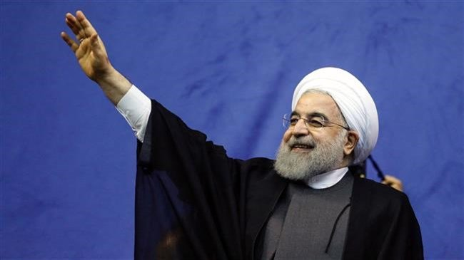 Hassan Rouhani wins another term as president of Iran