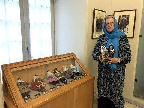 اشتغالزایی سراموزه رهگشای برای زنان بی سرپرست در بادرود