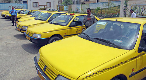 700 worn-out taxis renovated/ Isfahan