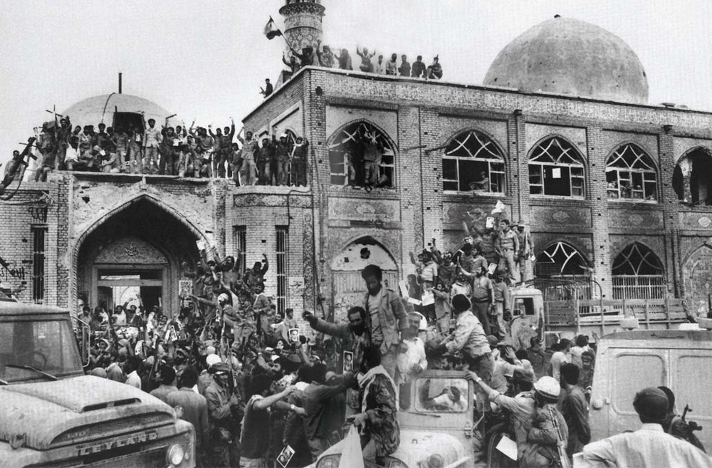 آزادسازی خرمشهر از دریچه سینما