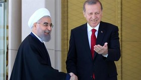 Iran, Turkey underline boosting mutual cooperation