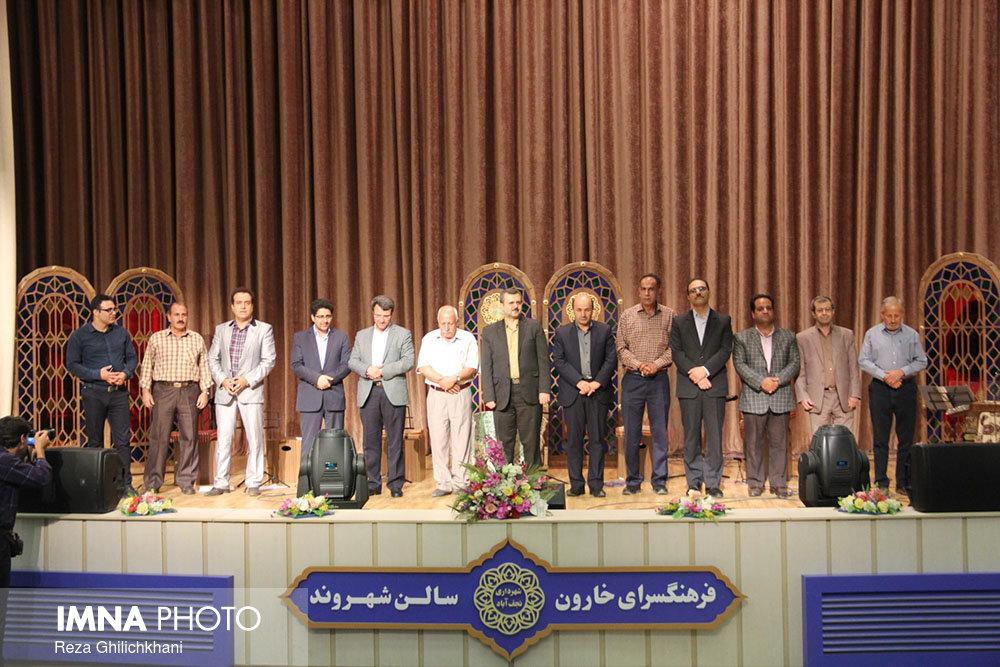 برگزاری سومین جشنواره موسیقی دفاع مقدس در نجف آباد