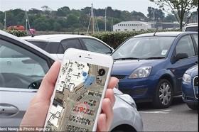 روبات ابرقدرتی که خودروی شما را پارک می کند