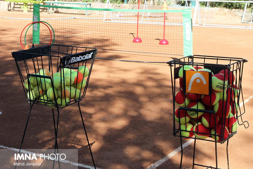 بالارفتن سطح تنیس کشور نیازمند سرمایه گذاری بلند مدت است