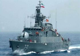 ناوگروه چهل و هفتم نیروی دریایی ارتش در صلاله عمان پهلو گرفت
