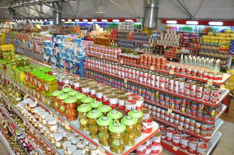 توزیع کالاهای مصرفی بدون وقفه انجام میشود