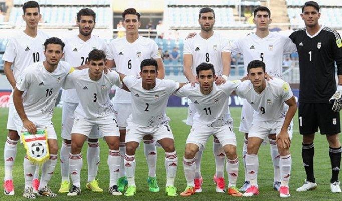تیمهای فوتبال زیر ۲۳ سال ایران، تاجیکستان، نپال و لبنان همگروه شدند