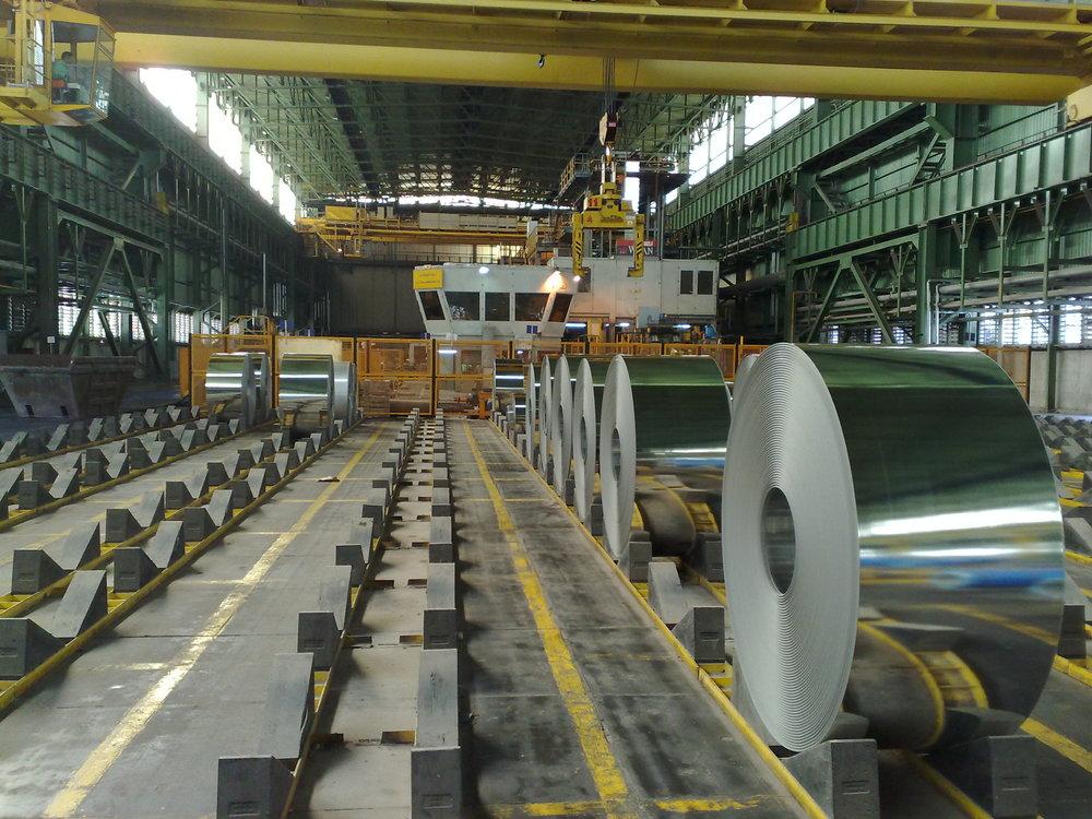 رشد ۲۷ درصدی صادرات فولادسازان بزرگ