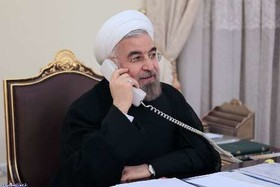 Rouhani: Iran welcomes deepening cooperation with Azerbaijan in all fields