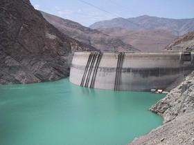 آب ورودی به سدهای بزرگ کشور ۱۵ درصد کاهش داشت