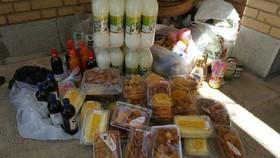 انهدام ۱۳ تُن مواد غذایی ناسالم در مناطق زلزله زده/ ۶ هزار مورد کلرسنجی آب انجام شد