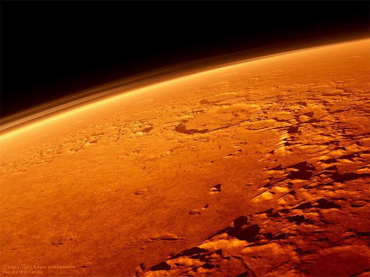 رویای سکونت در مریخ محقق میشود