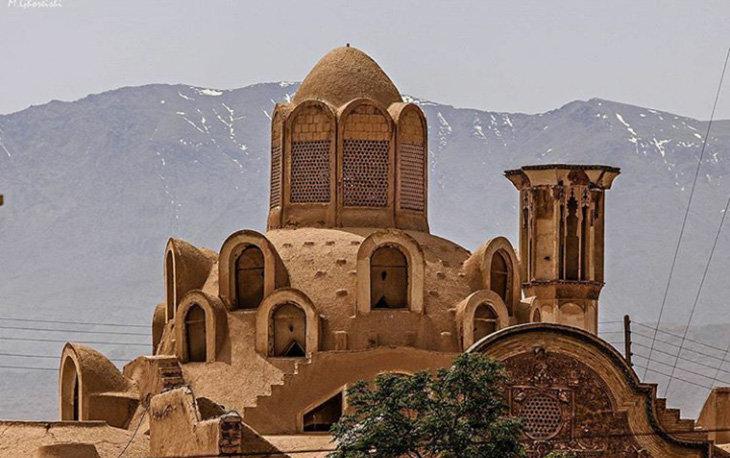 تعطیلی بناهای تاریخی کاشان در ۱۴ خرداد و مجموعه جهانی باغ فین در ۱۵ خرداد
