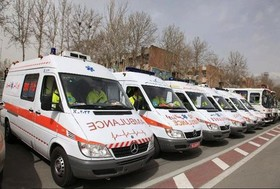 افزایش۲۸درصدی ماموریت های اورژانس نسبت به سال گذشته/نیمی از حوادث تصادفی موتورسوارها هستند
