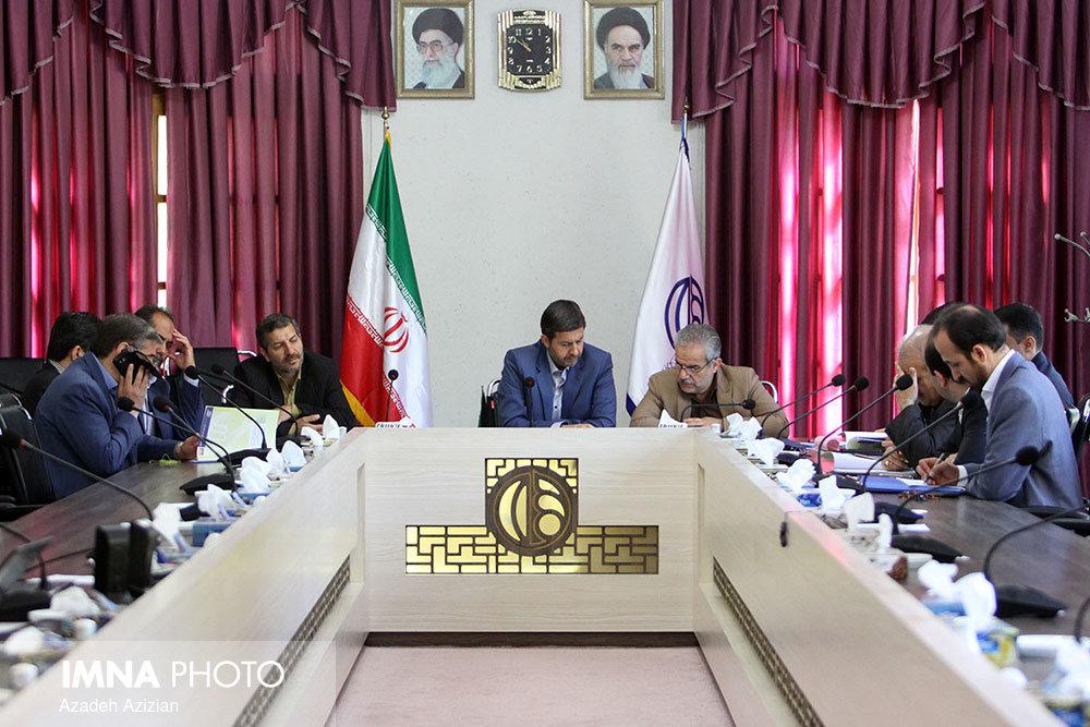 نشست شورای مدیریت سازمان پسماند شهرداری اصفهان