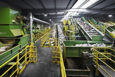 کارخانه زبالهسوز «گلوگاه» به زودی تکمیل میشود
