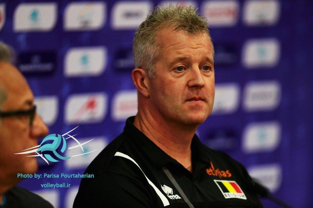 هینن: مسابقه با ایران خاص است/ برایم سخت بود از تیم آلمان جدا شوم