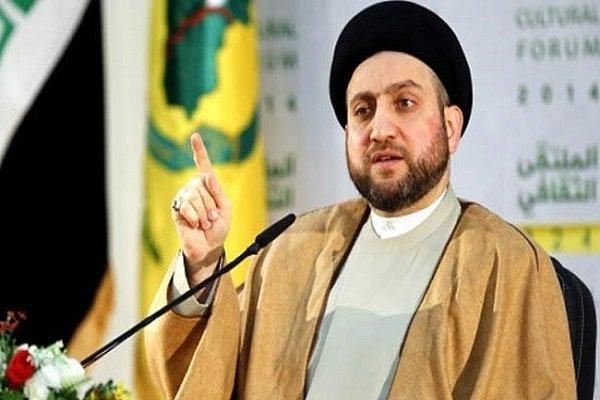 حکیم خواستار شناسایی عناصر نفوذی در تظاهرات عراق شد