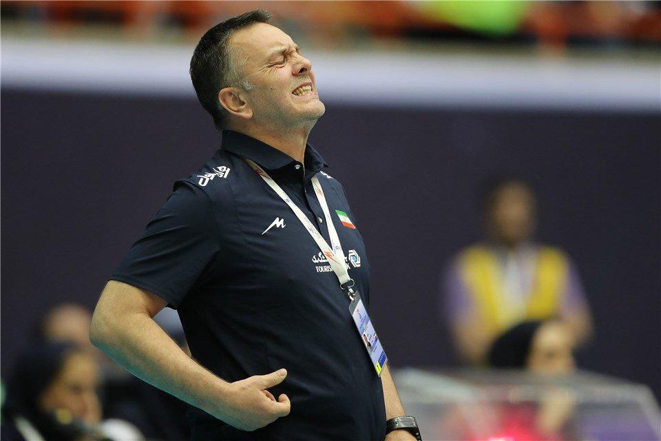 کولاکوویچ: صربستان شایسته پیروزی بود/ خوب سرویس نزدیم