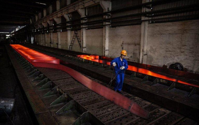 جایگاه ویژه معادن در اقتصاد مقاومتی/صادرات بیش از ۶ میلیون تن فولاد طی سال گذشته