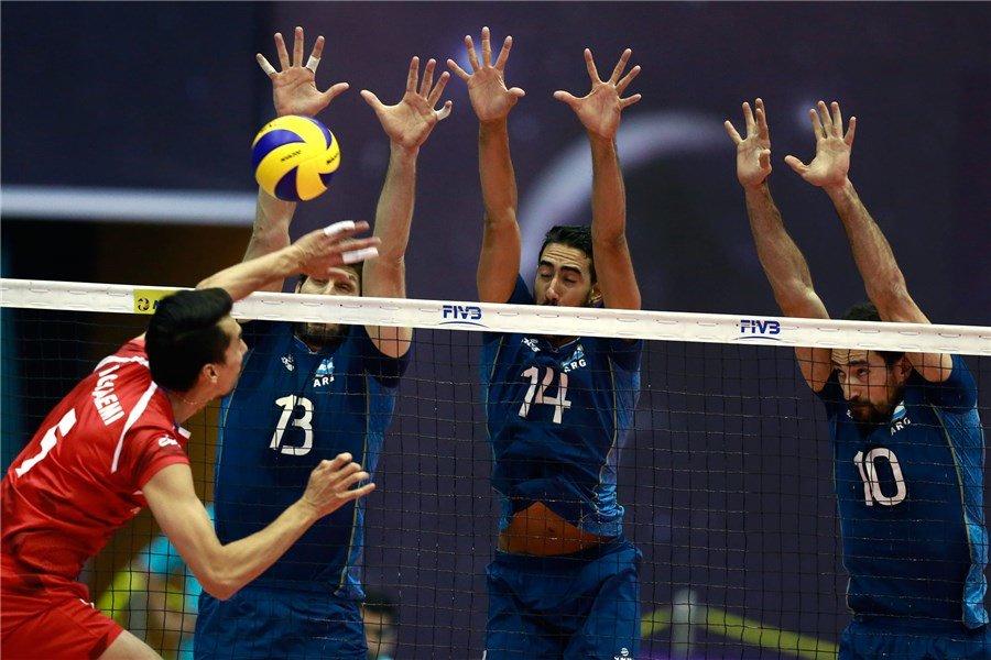 تیم ملی والیبال بامداد سهشنبه راهی لهستان میشود