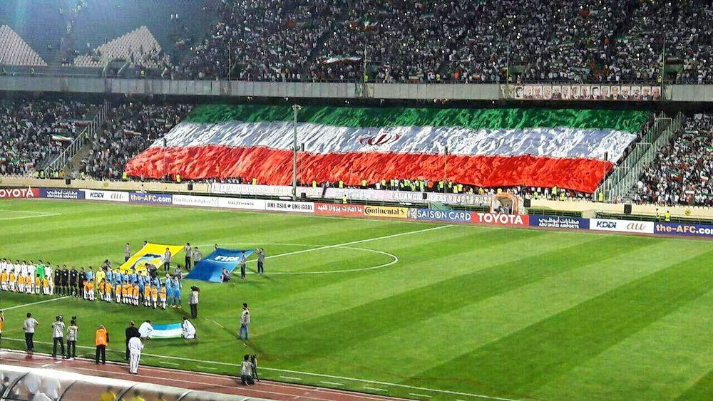 وحشت کره از صف آرایی مقابل تیم فوتبال ایران