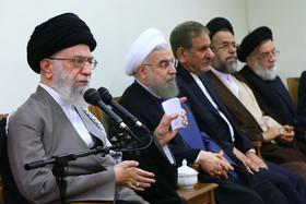 توصیه  های رهبر انقلاب به مسئولان برای استفاده از  باقیمانده ماه رمضان