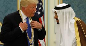 ترامپ در ازای کمک نظامی به عربستان ۴ میلیارد طلب کرده است