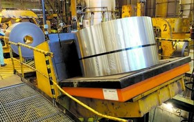 نصب و راه اندازی سیستم توزین متحرک در ناحیه نوردسرد فولاد مبارکه
