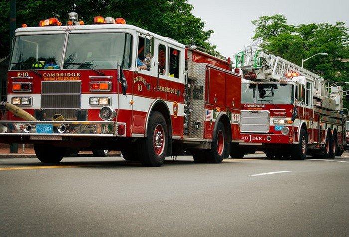 احداث پنج ایستگاه آتش نشانی در سال ۹۹