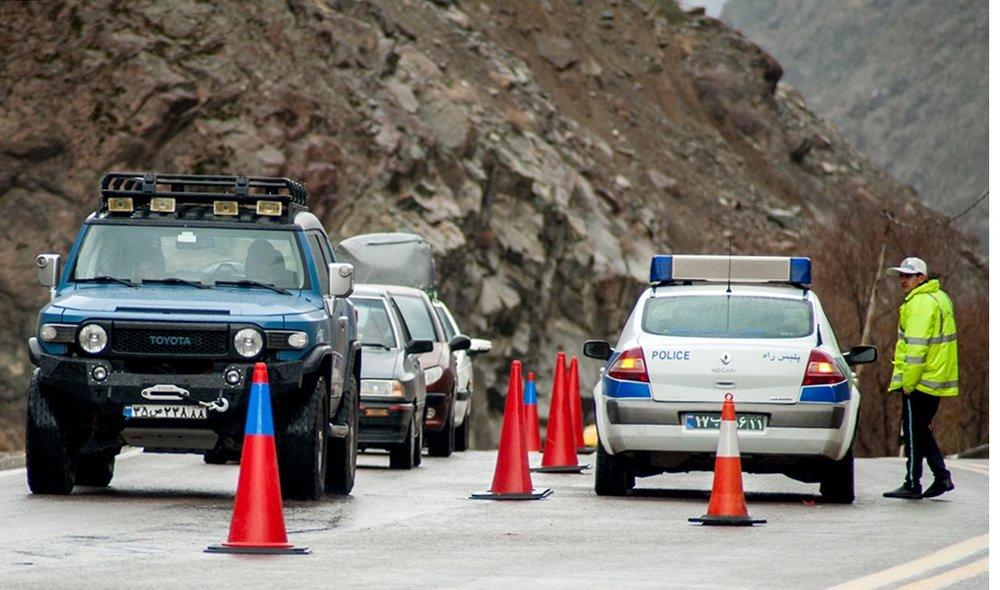 ممانعت از ورود گردشگران به اصفهان