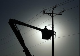 اجرای طرح تامین روشنایی جاده مواصلاتی دهاقان-چهارمحال بختیاری
