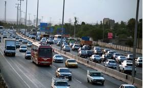 ترافیک روان در جاده های کشور/ اعلام محورهای مسدود