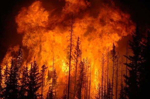 چرا بالگرد برای اطفای آتشسوزی مراتع کرمانشاه اعزام نشد؟