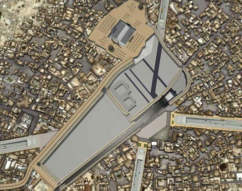 14 projects under execution in Imam Ali Sq. restoration