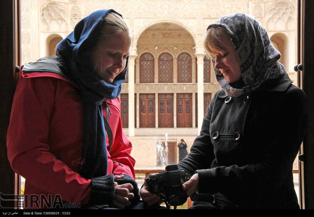 6,000 French tourists visit Kashan