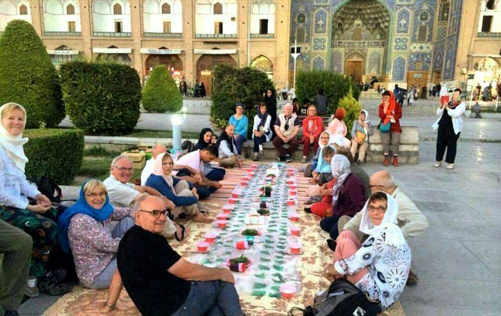 Isfahan experiencing a tourism growth/ 2017