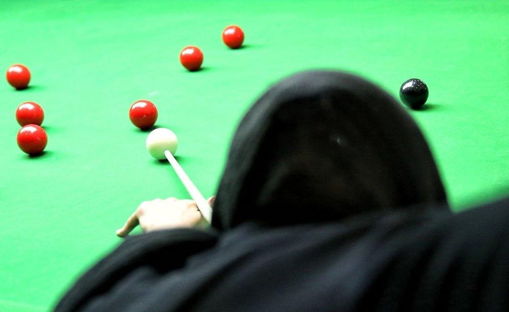 حضور نمایندگان حرفهای ایران در رقابت های اسنوکر قهرمانی انگلیس
