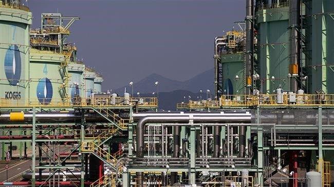 South Korea to build Mini-LNG plants in Iran