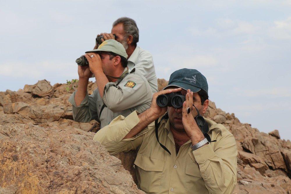 سه شکارچی غیرمجاز در اردستان دستگیر شدند