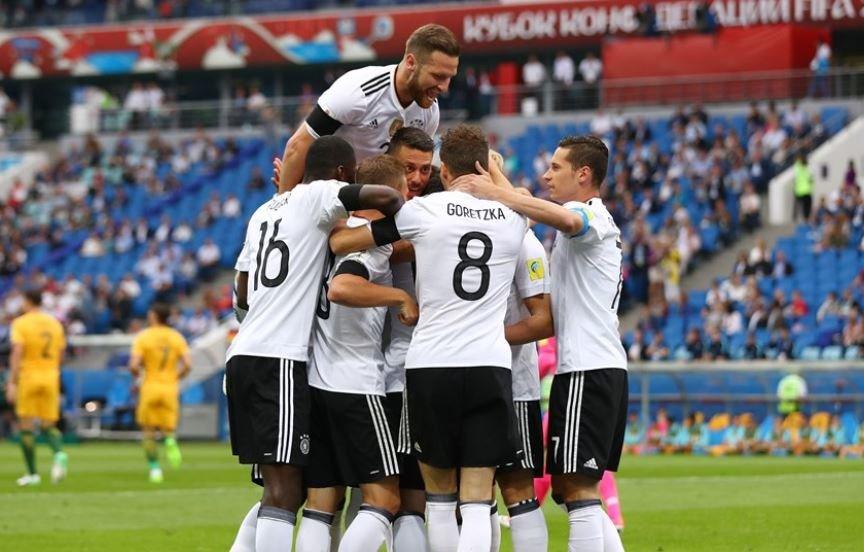 پیروزی سخت آلمان برابر قهرمان آسیا