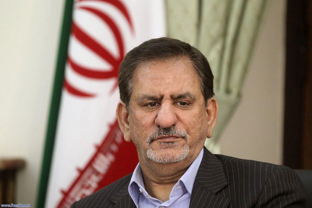 جهانگیری: سیاست ایران در حمایت از سوریه تغییر نکرده است
